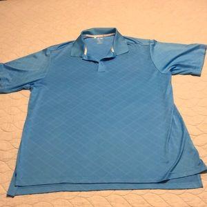 Adidas shorts sleeve polo shirt